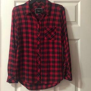 Rails Flannel Button Down Shirt